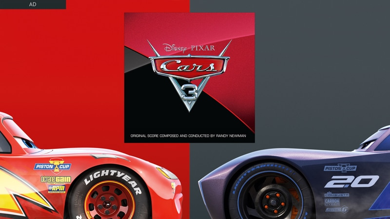 Cars 3 Original Soundtrack