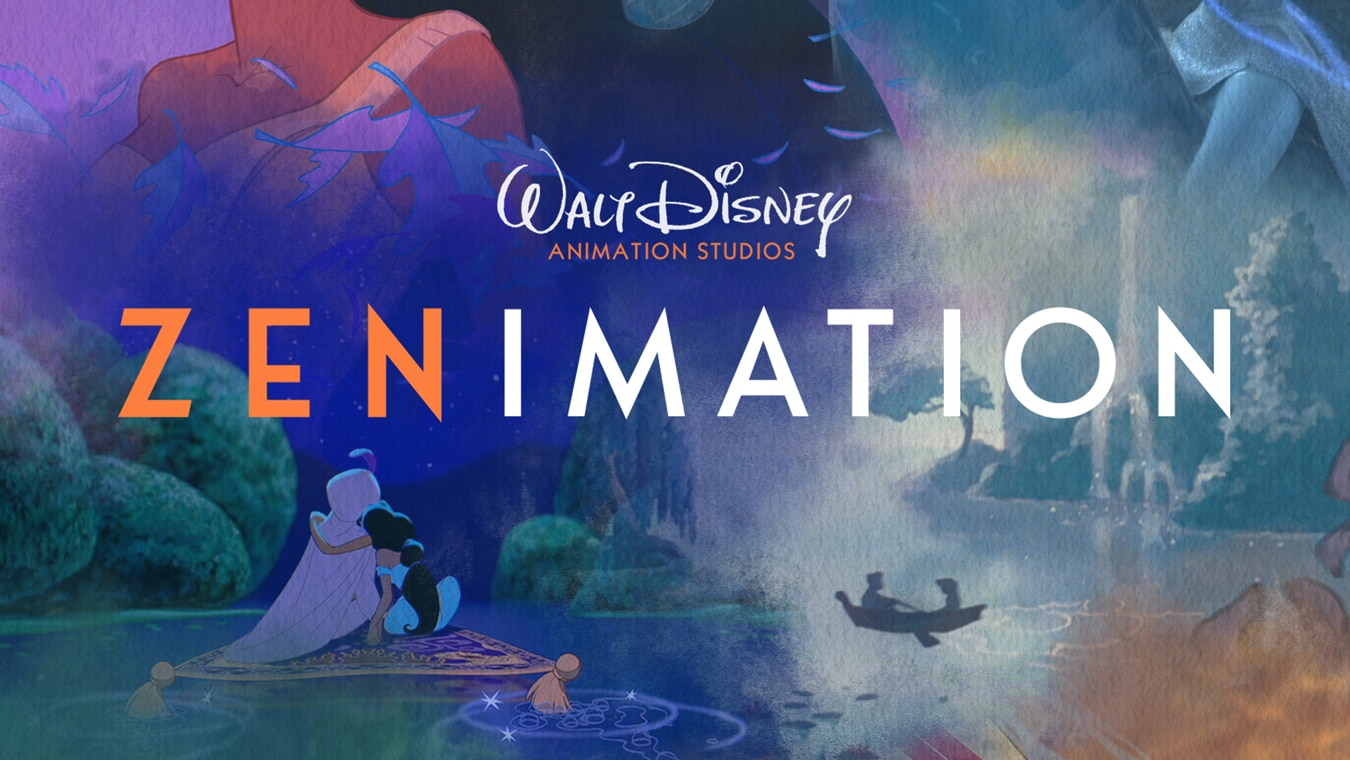 New Original Series Zenimation from Disney Animation Comes to Disney+