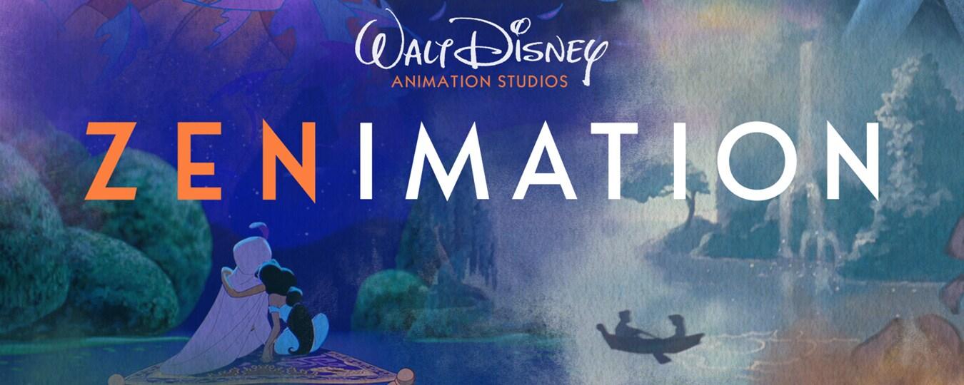 Walt Disney Animation Studios Zenimation