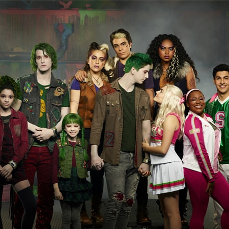 Zombies 2: la esperada secuela llegó a Disney Channel