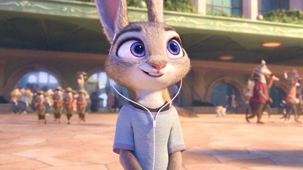 """Arriving"" Clip - Zootopia in Theatres in 3D"