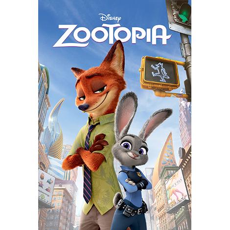 Zootopia Disney Movies Indonesia