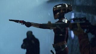 Zorii Bliss's blasters